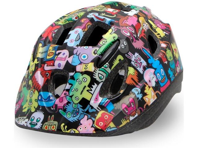 Cannondale Burgerman Colab Helmet Kinder black